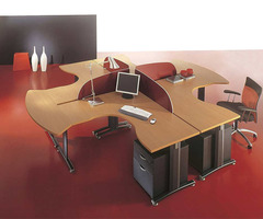 Modern Modular Office Furniture Collection Set Designs