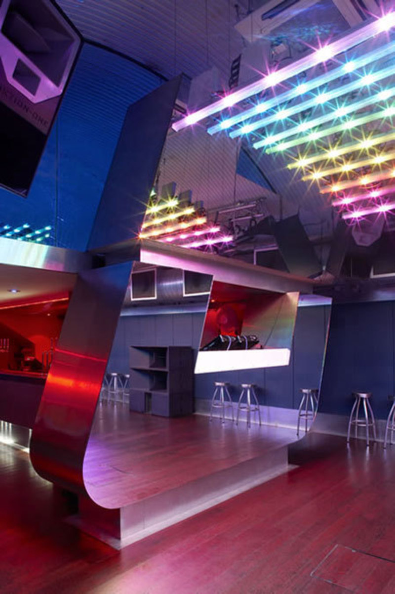 Modern Nightclubs Decorations Interior Home Design