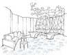 Istanbul Edition Hotel Spa  Drawing 01 Design Ideas By Hirsch Bedner Associates