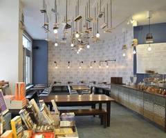 Mc Nally Jackson Cafe By Front Studio