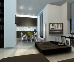 Modern Minimalist Interior Design Houses And Apartments