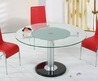 Round Glass Top Dining Table, Sell Round Glass Top Dining Table,Round Table,Dining Table,Table