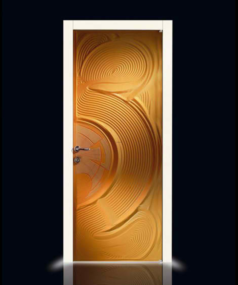 Artistic doors design dunned from bertolotto design for Doors by design