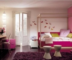 Romantic Valentine With Pink Decoration Ideas 2010