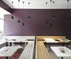 Small Cafe Interior Design Ideas – Kubitscheck By Designliga  On Zeospot.Com