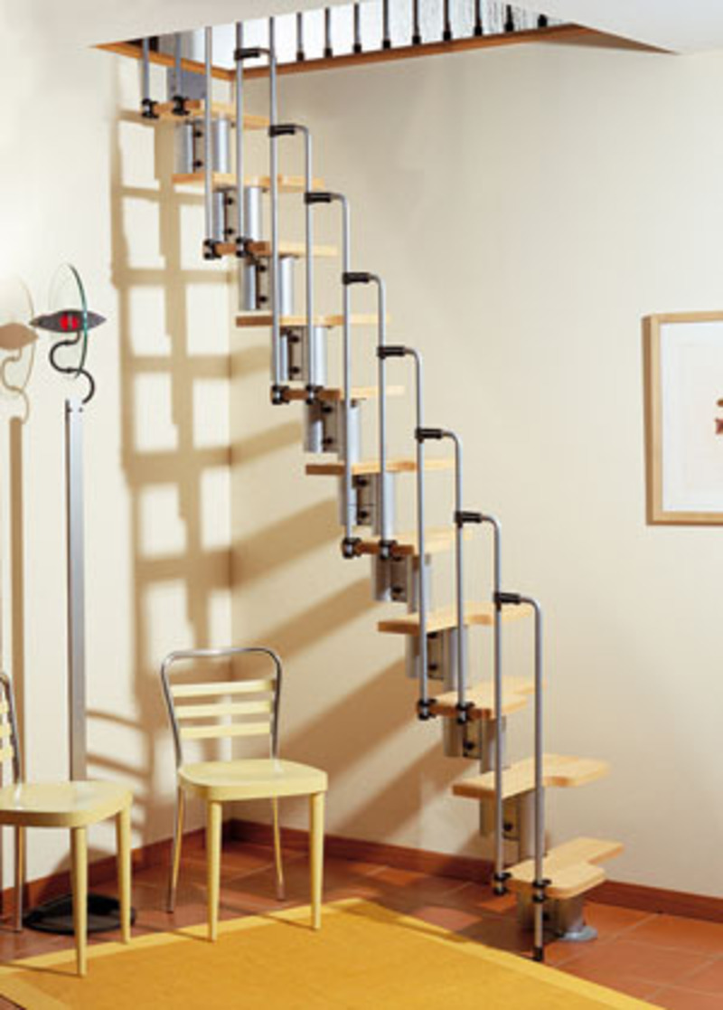 Space saving stairs design bookmark 11191 - Space saving stair design ...