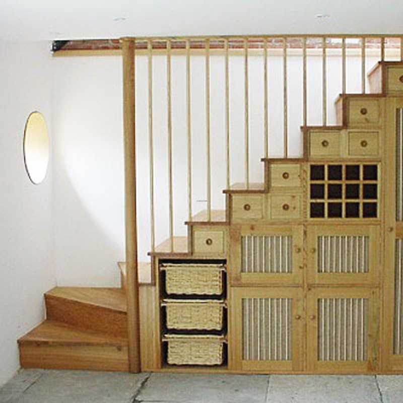 Stylish Home Design Ideas: Under Stair Storage Ideas