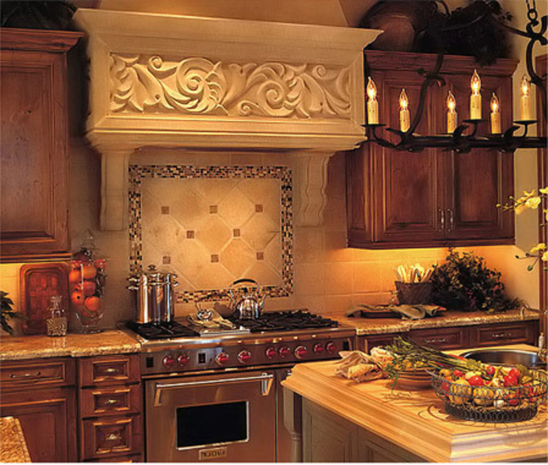 Backsplash tile ideas design bookmark 11268 for Kitchen ideas backsplash