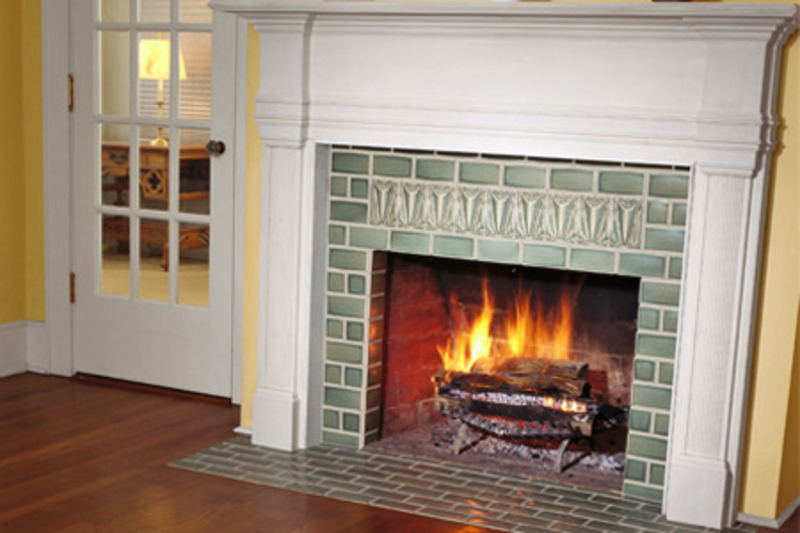 fireplace designs with tile how to tile a fireplace surround