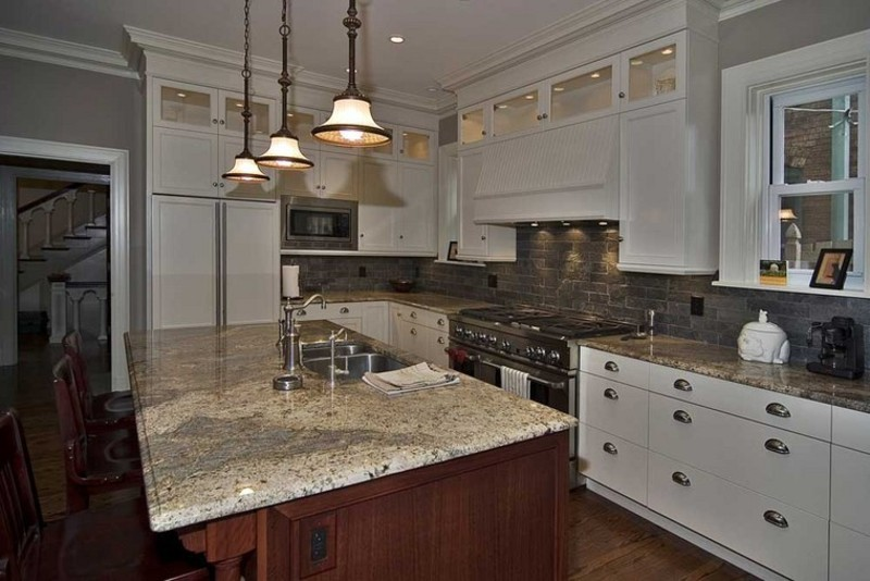 Kitchen Island Pendant Lighting, Kitchen Pendant Lighting – Installing For Maximum Effect (Part2)
