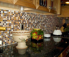 Mosaics Glass Tile Gallery