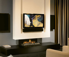 Minimalist Fireplace Design With Tv Set Minimalist Fireplace Tv – Architecture Design