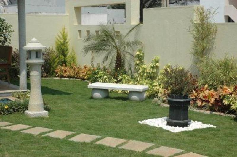Small backyard landscaping ideas design bookmark 11354 for Small space landscape ideas