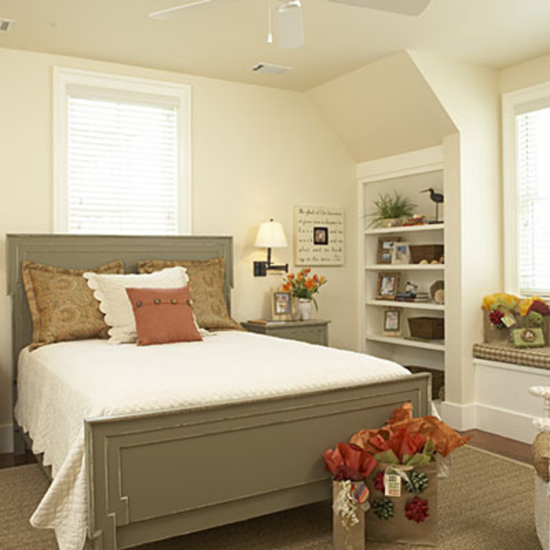 Guest Rooms: Inspired Room