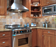 Spice Up Your Kitchen: Tile Backsplash Ideas «