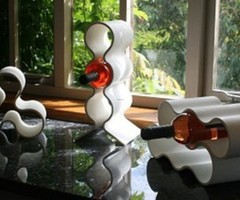 Cool And Unique Wine Racks Design For Personalized Gifts Ideas By Robert Barnby