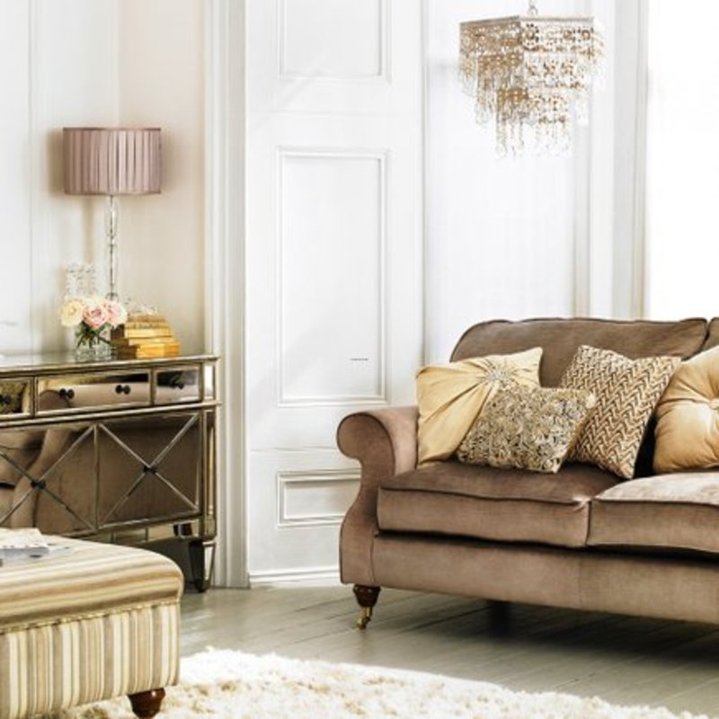 Romantic 1930s Style Living Room By Mydeco Insider Uk Design Bookmark 11438