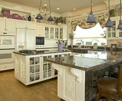 Kitchen Designs With White Cabinets, Cool Kitchen Appearance