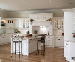 Modern White Kitchen Design Ideas And Cabinet
