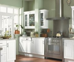 White Kitchen Design Ideas Picture