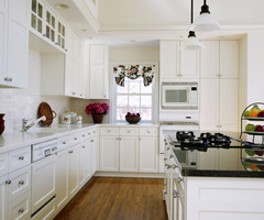 White Kitchen Design Cabinet / Sample Designs And Ideas Of Home House And Office