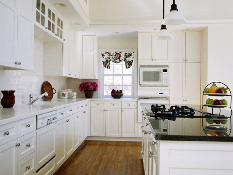 White Kitchen Designs Photos, White Kitchen Design Cabinet / Sample Designs And Ideas Of Home House And Office