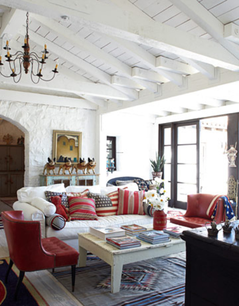 29 innovative celebrity homes interior design for Celebrity interior designers