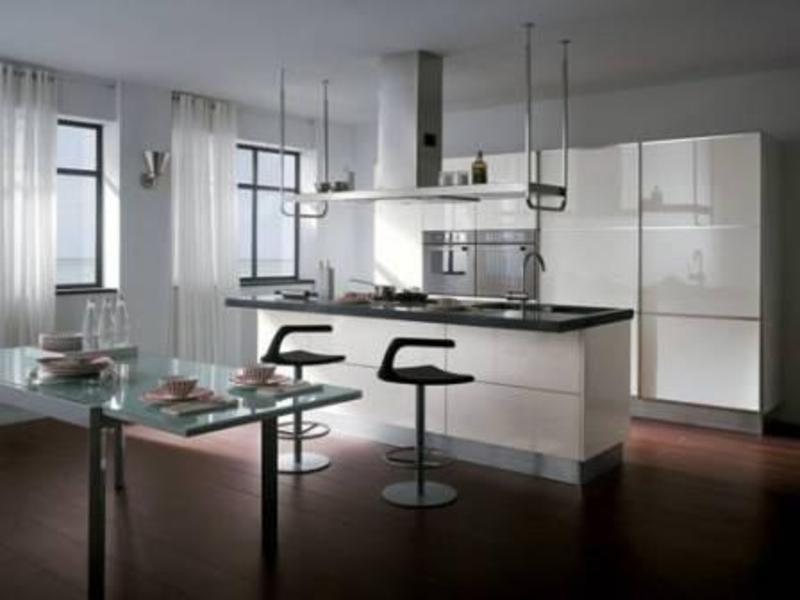 Modern Kitchen Design For A Small Space Design Bookmark 11490