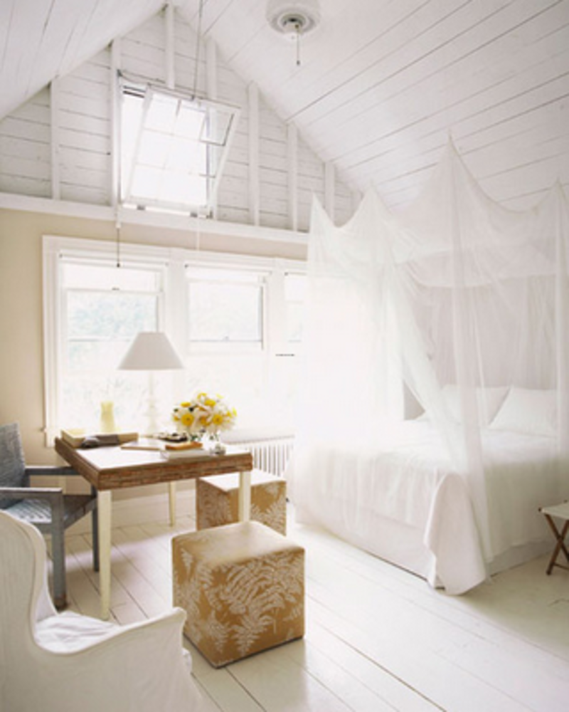 A Cup Of Jo Home Inspiration Airy Bedrooms Design