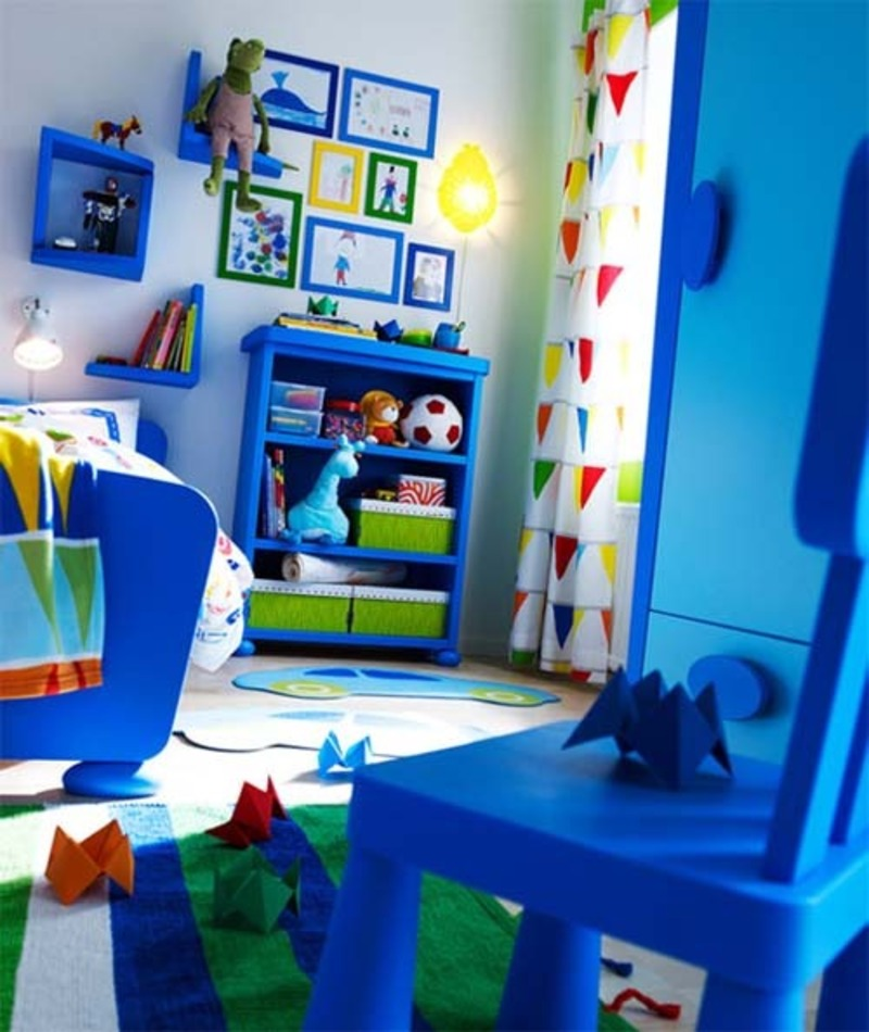 Ikea Teen Room, Teen And Kids Room Design Inspirations, Ikea 2010 Interior Design