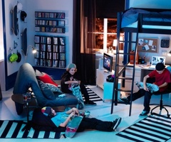 Teens And Kids Room Makeover Remodeling Ideas From Ikea 2010