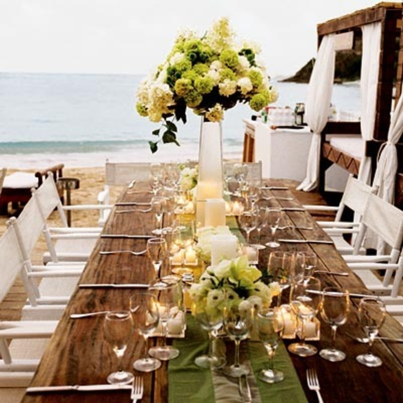 Excellent Beach Theme Table Decoration for a Wedding Reception 800 x 800 · 147 kB · jpeg