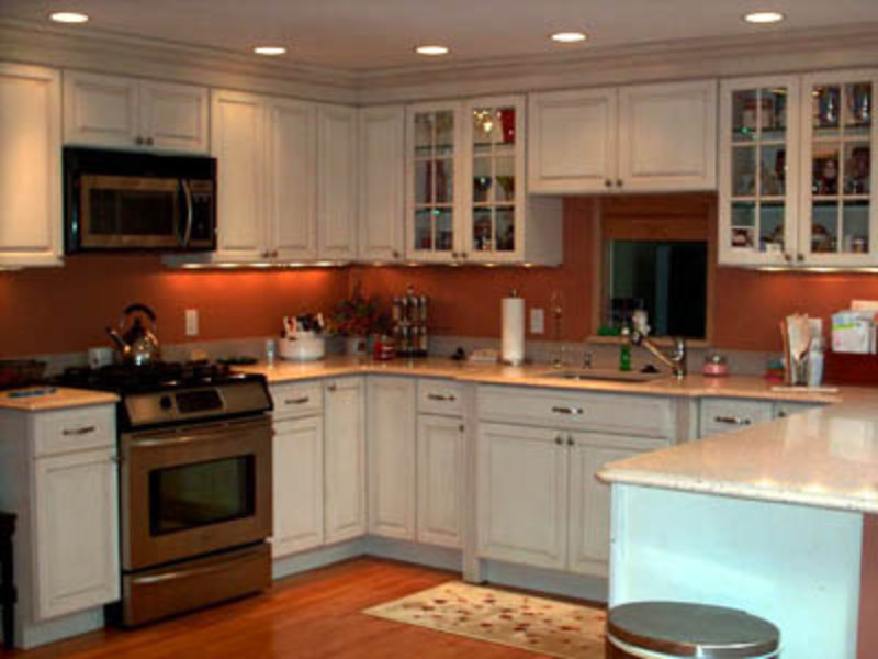 Cheap budget for kitchen remodeling ideas design for Cheap kitchen reno ideas