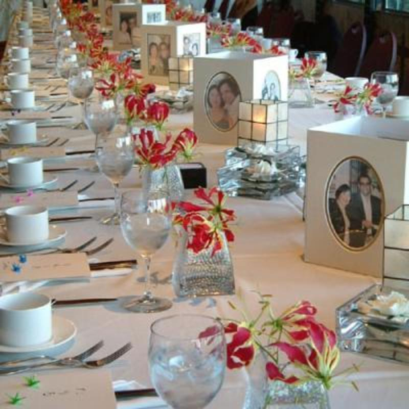 Matching wedding table decoration ideas with your wedding for Wedding table decoration ideas