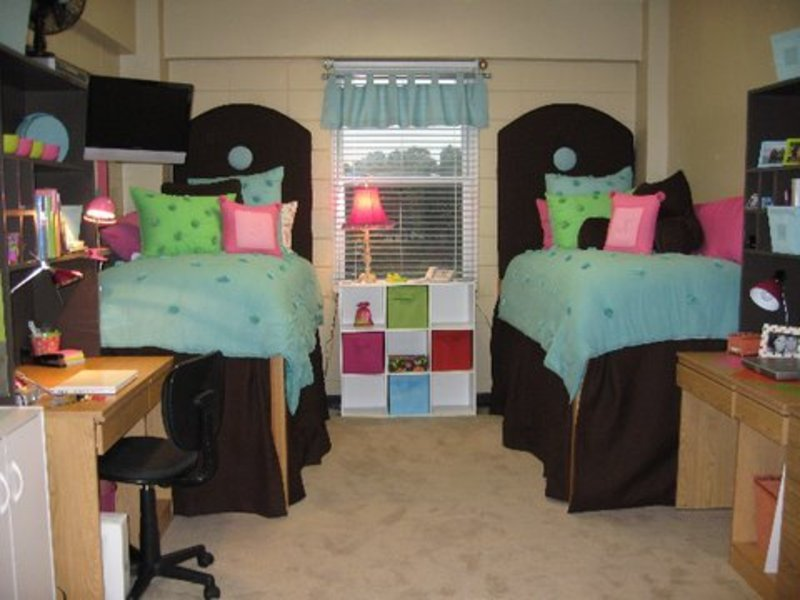 For all things creative cute dorm rooms design - Cool dorm room ideas ...