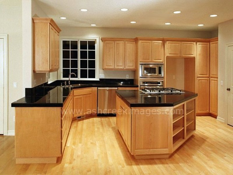 Black Granite Countertops with Maple Cabinets | 800 x 603 · 82 kB · jpeg | 800 x 603 · 82 kB · jpeg