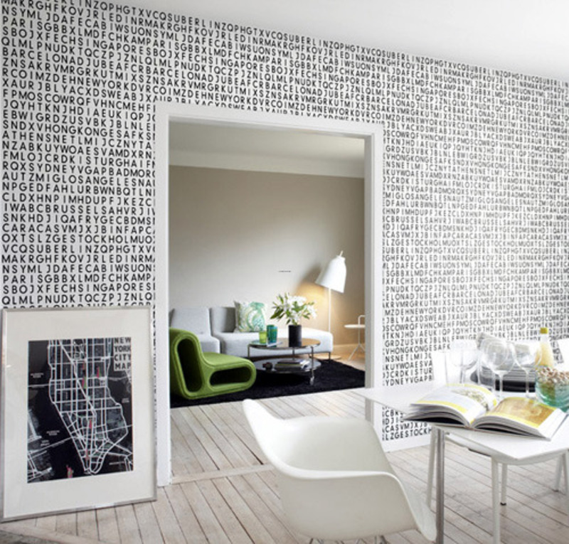 Wall design patterns in simple minimalist ideas design for Wall design with paint