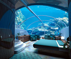 Raimu Awas Kesikot: Dubai Underwater House