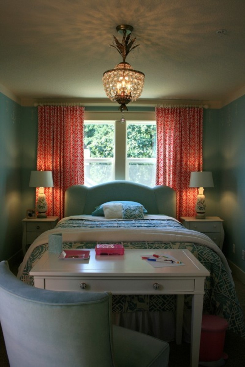 Small Eclectic Bedroom, Eclectic Kids Design, Pictures, Remodel, Decor And Ideas