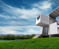 Zero House Design As A Green Architecture