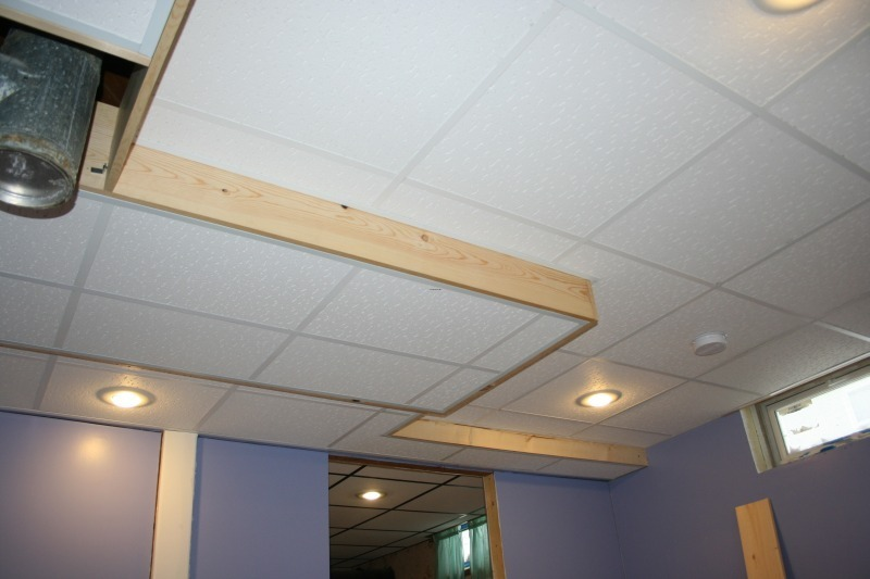 Basement Ceiling Ideas, Basement Ceiling