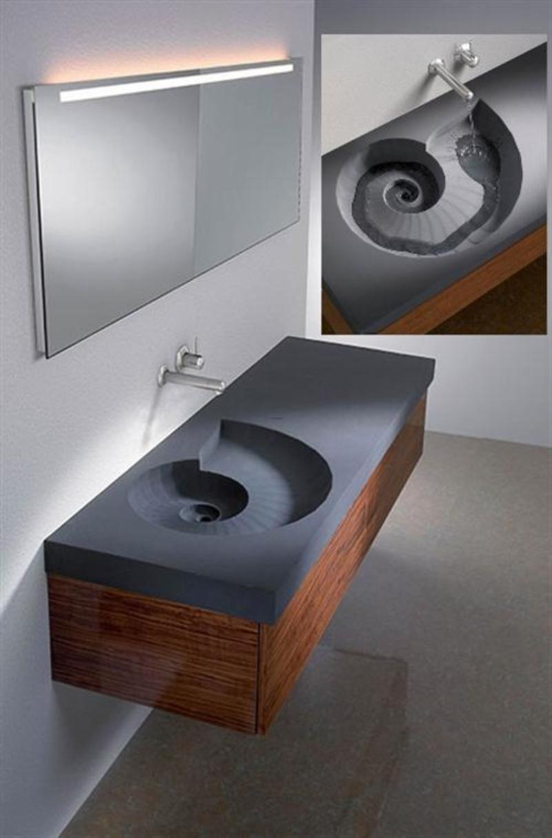 Unique Bathroom Sinks, Heart Shaped Sink – Unique Kitchen Sink From Eddaturkey On Vit House.Com