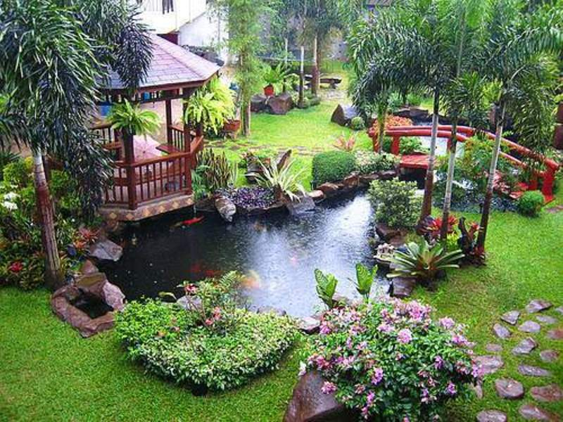 Stunning Small Garden Pond Design Ideas 800 x 600 · 113 kB · jpeg