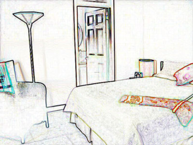 Interior design bedroom sketches for ideas design for Bedroom designs sketch