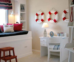White Kids Bedroom Furniture Designs