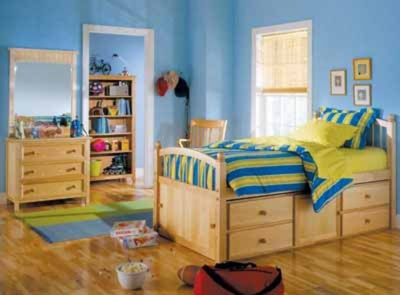 Kids Bedroom Furniture Contemporary Kids Bedroom Design Ideas And