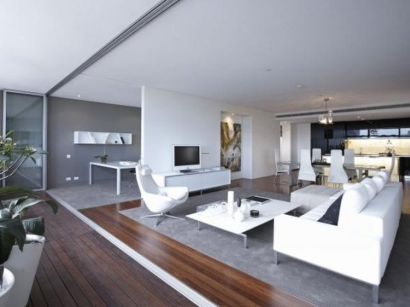 Apartment interior design ideas in sydney australia living for Modern apartment interior