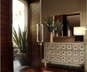 Foyer Design With Shoe Cabinet