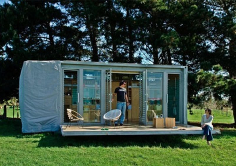 Crate expectations 12 shipping container housing ideas for Portable home designs