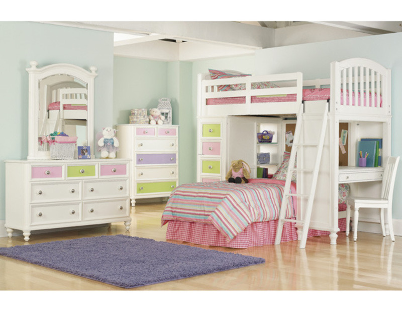 Kids bedroom furniture design bookmark 11919 for Chambre a coucher avec coiffeuse